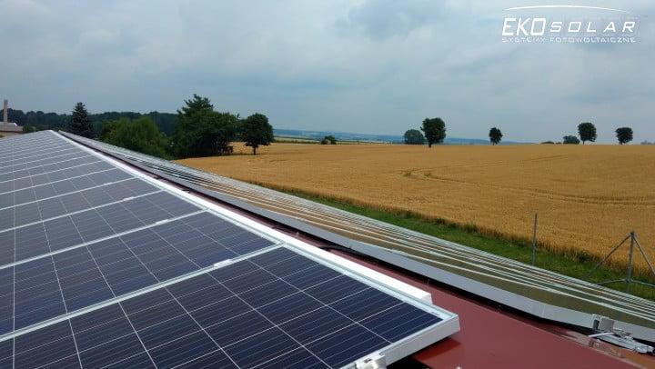 Instalacja fotowoltaiczna Eko-Solar w Heeselicht