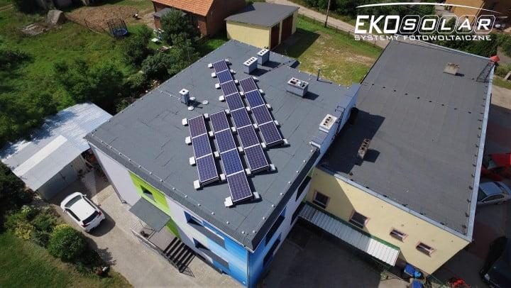 Instalacje fotowoltaiczne Eko Solar