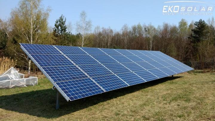 Instalacja fotowoltaiczna Eko-Solar w Częstochowie